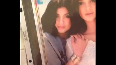 Kylie and Kendall Jenner cum tribute comment opinions