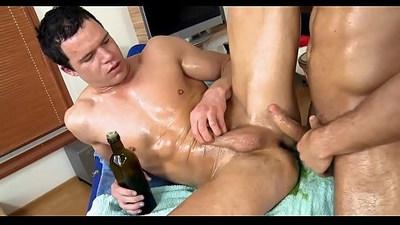 Homosexual massage tubes