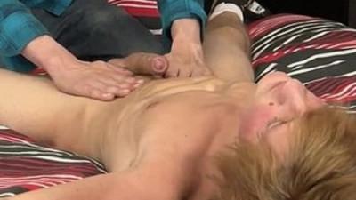 Mens naked feet porn A Ball Aching Hand Job!
