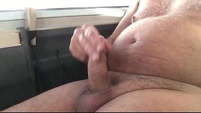 Another air masturbating to cum