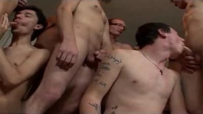 Gay boy video porn Brutus romped bareback