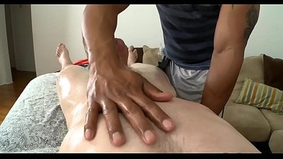 Male homosexual massage