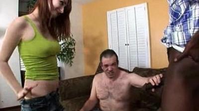 cuckold humiliation interracial orgy wife big cock milf slut