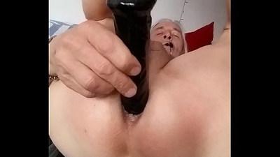 anal riding