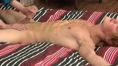 Hot gay boys porn full length A Ball Aching Hand Job!
