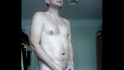 Having an awesome orgasm with a vibrating bullet on my cock!