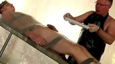 Gay s masturbate small dicks Twink Alex has been a very bad slave