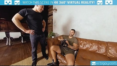 Arad Winwin fucking fucking his friend hard in the ass