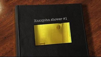 xnxxjohn shower