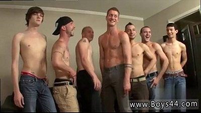 Nude boy cumshot movies gay Watch this group of insane studs with