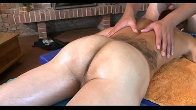 Sexy homosexual massages
