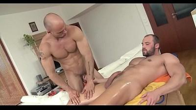 Homo massage homo porn